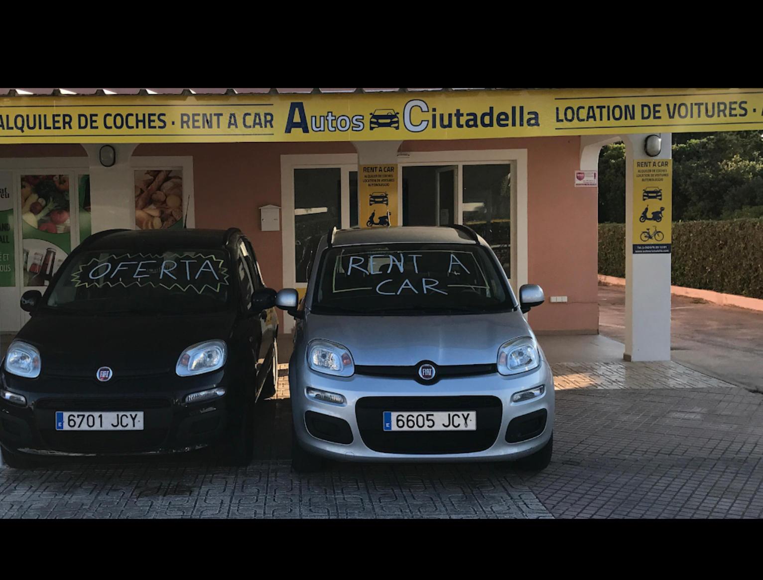 Autos Ciutadella