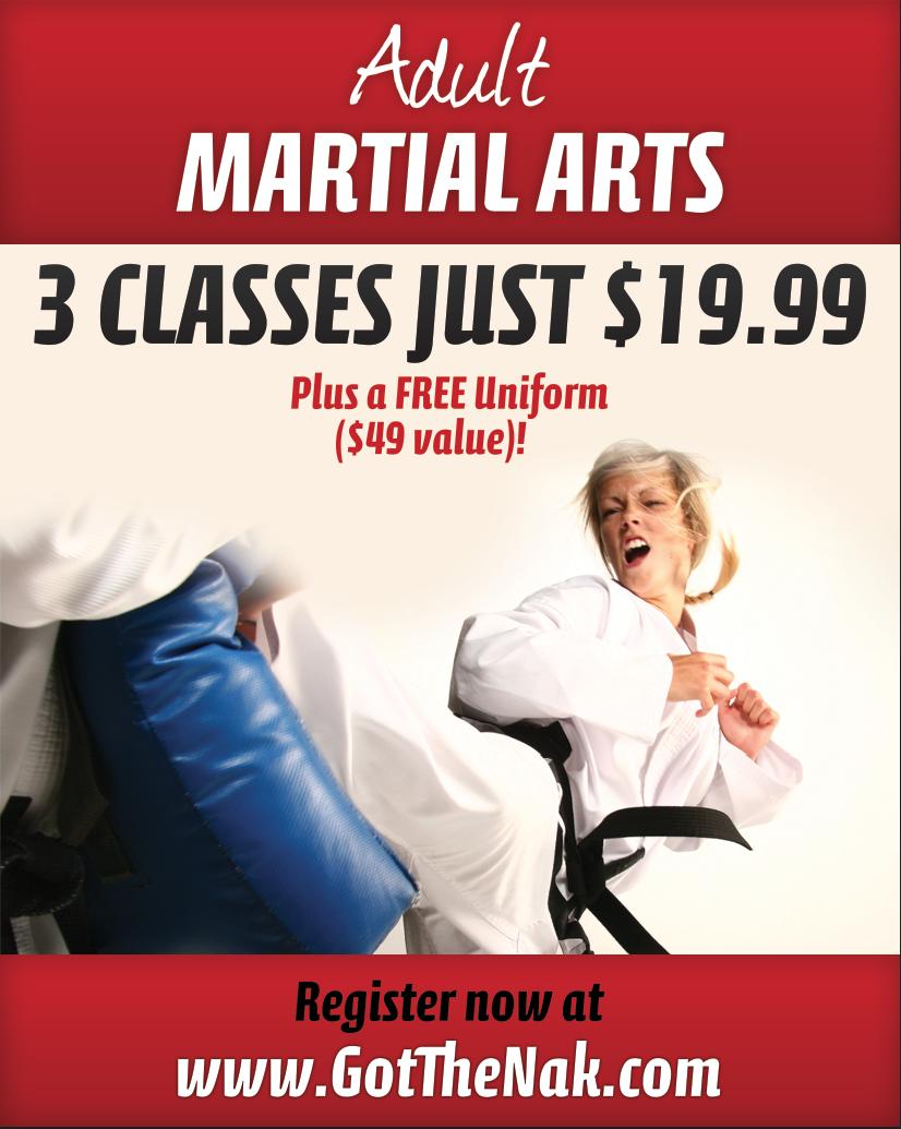 NAK Martial Arts Center