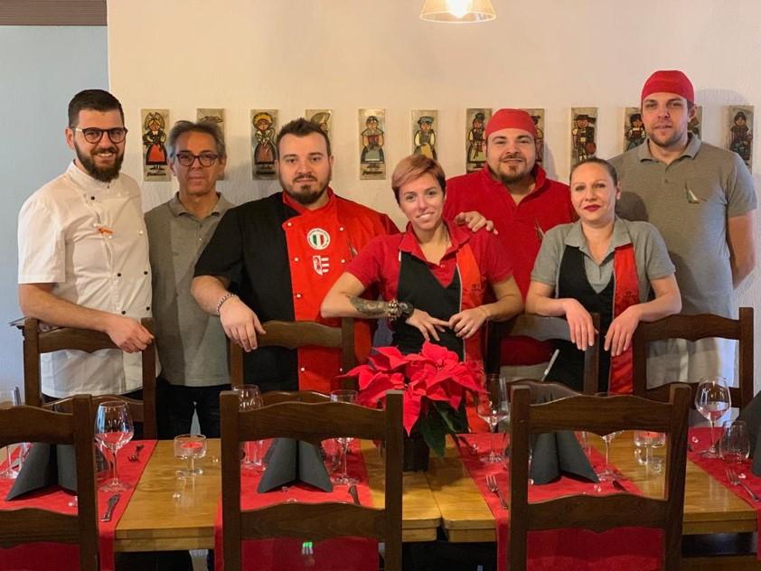 Restaurant-pizzeria de la Couronne
