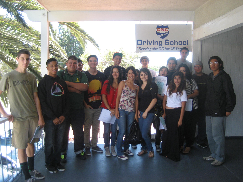 GNC Driving School