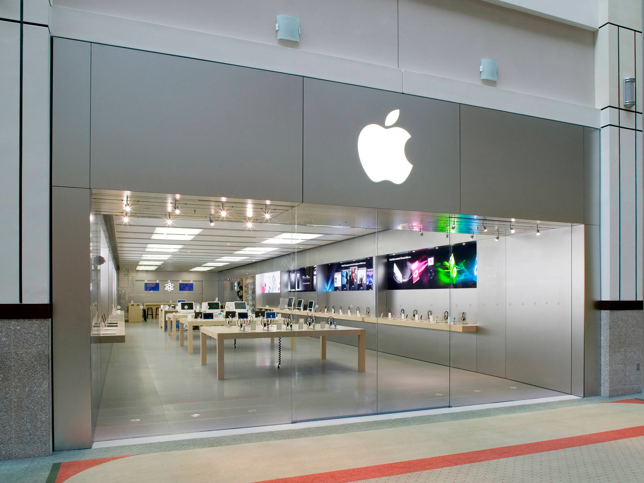Apple Retail Store Rhode Island