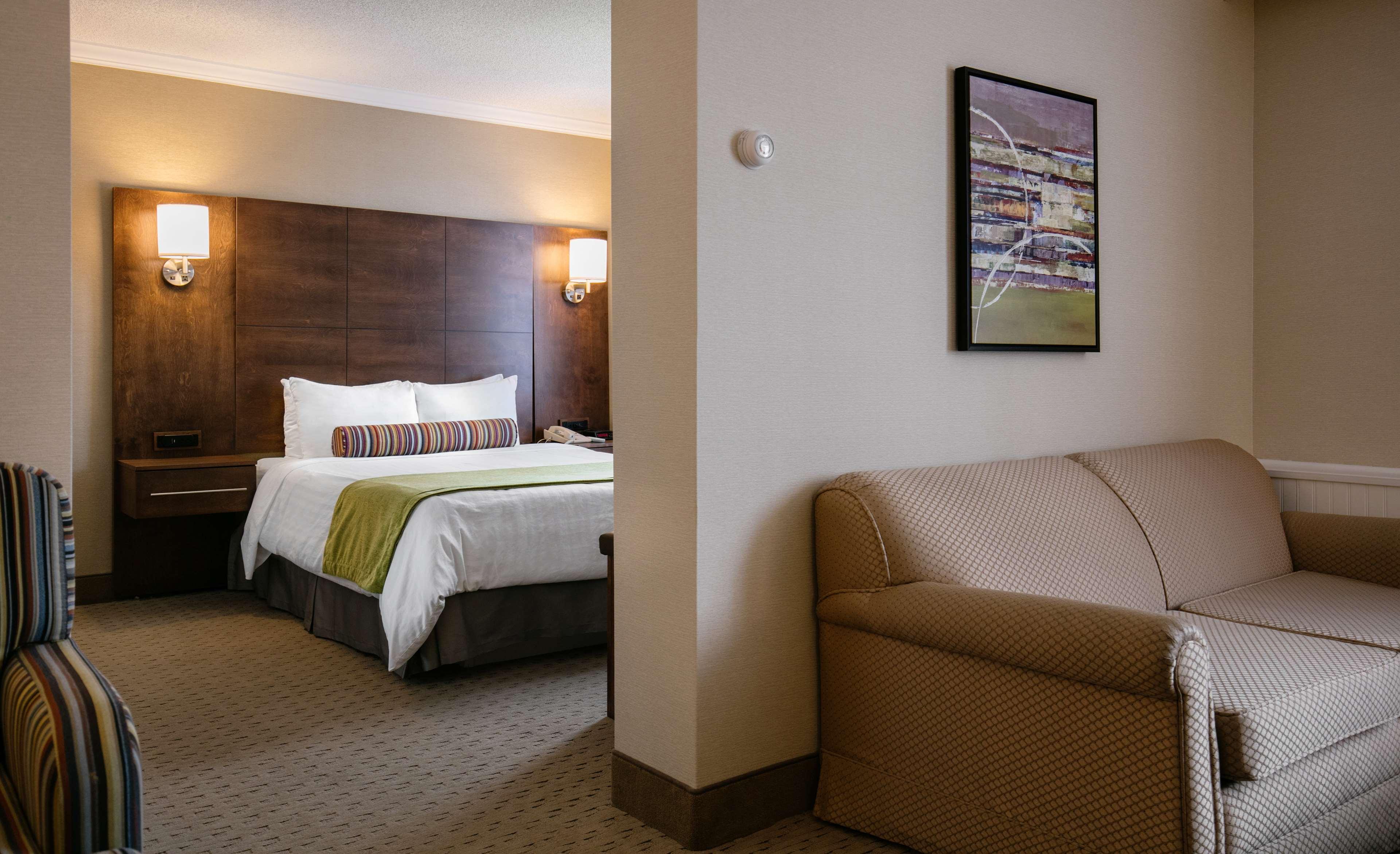 Best Western Ville-Marie Montreal Hotel & Suites à Montreal: Suite