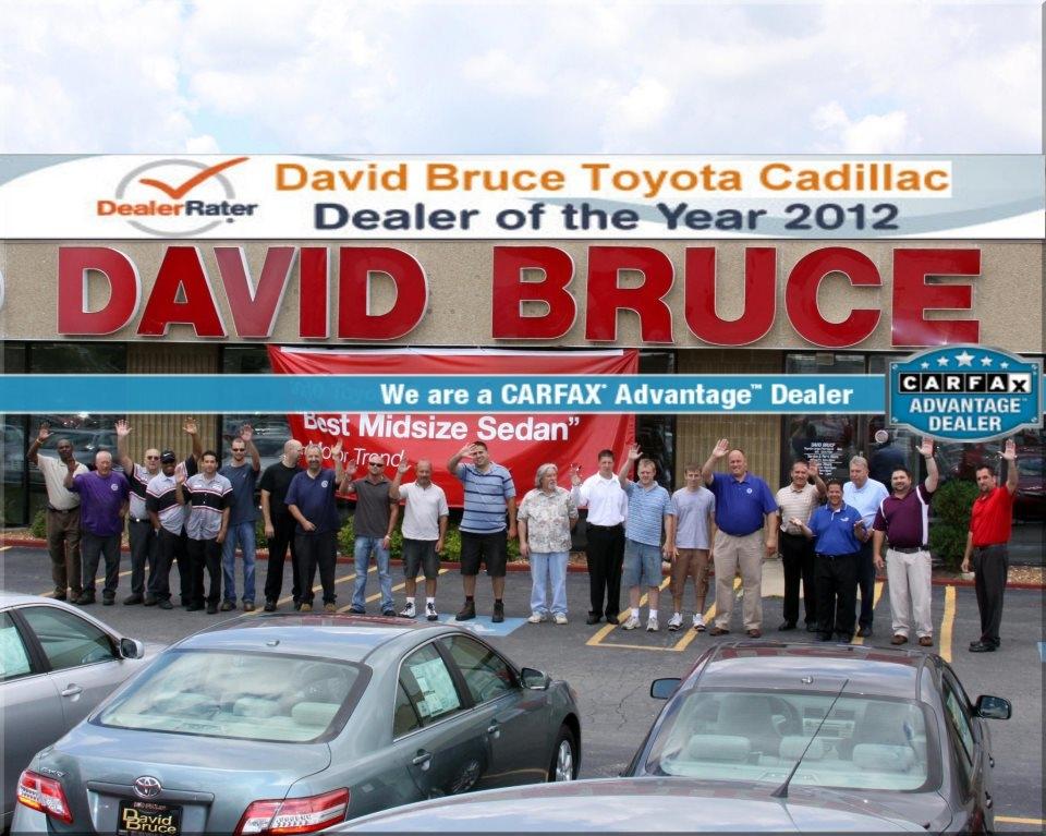 David Bruce Auto Center in Bourbonnais IL