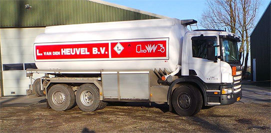 L. van den Heuvel B.V.