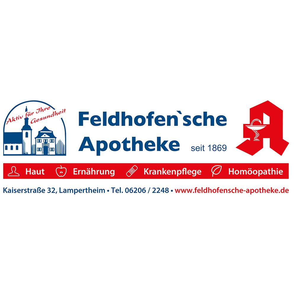 Bild zu Feldhofensche Apotheke in Lampertheim