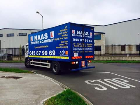 Naas Driving Academy