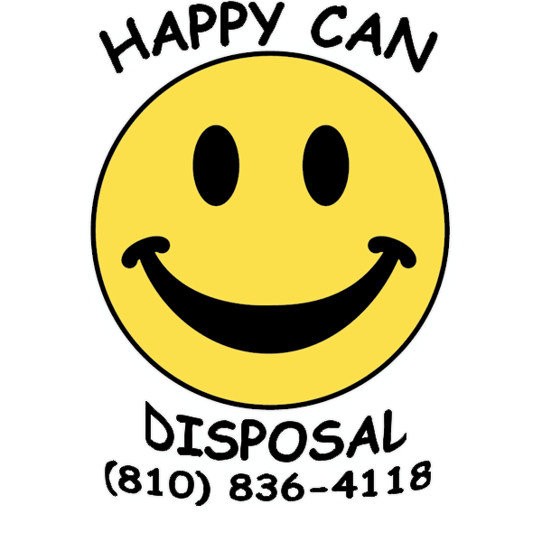 Happy Can Disposal
