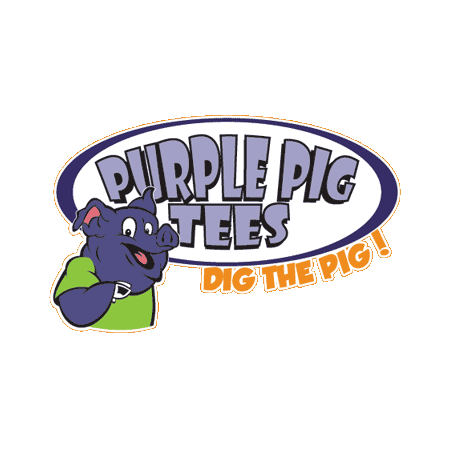 Purple Pig Tees