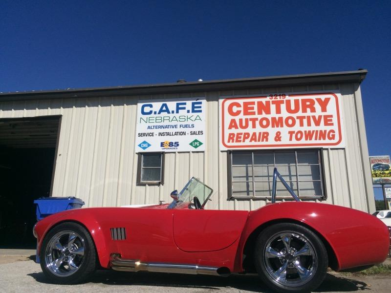 Century Automotive Repair Amp Towing Lincoln Nebraska Ne