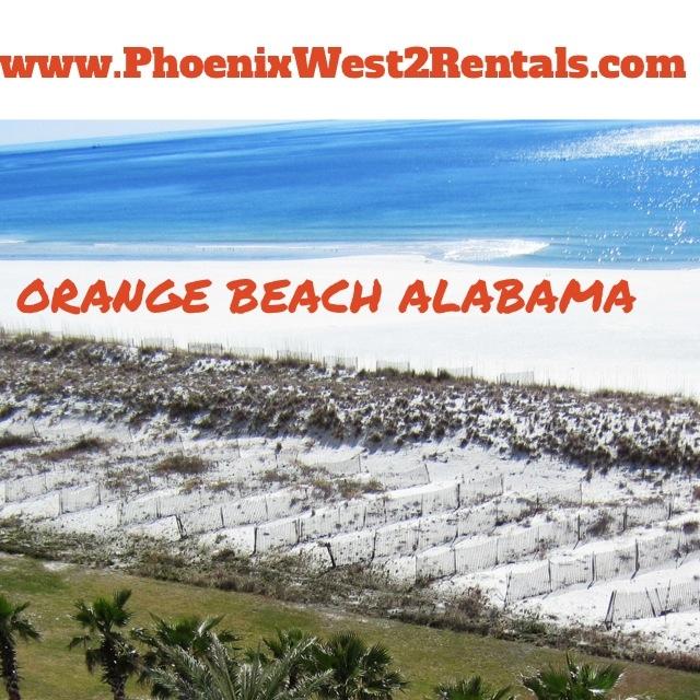 Phoenix West II Rentals 23450 Perdido Beach Boulevard