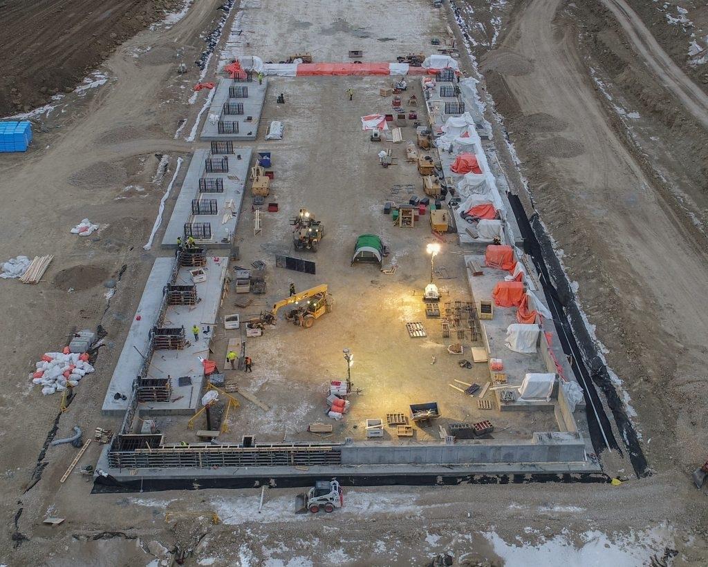 C I F Construction Ltd in Prince George