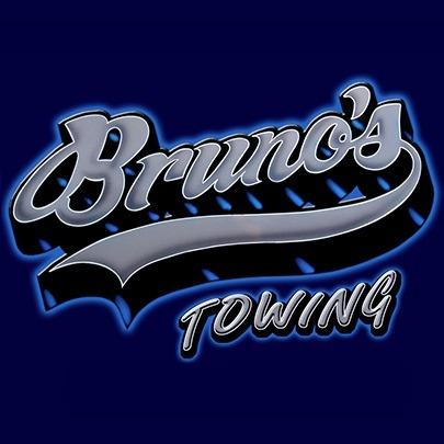 Towing Service in NY Bay Shore 11706 Bruno's Towing 101 5th Ave  (631)665-7800
