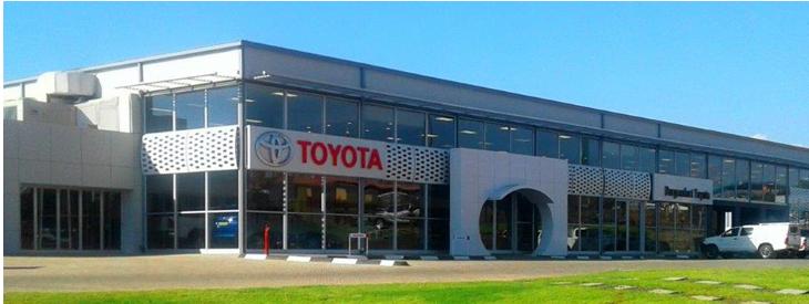 Burgersfort Toyota