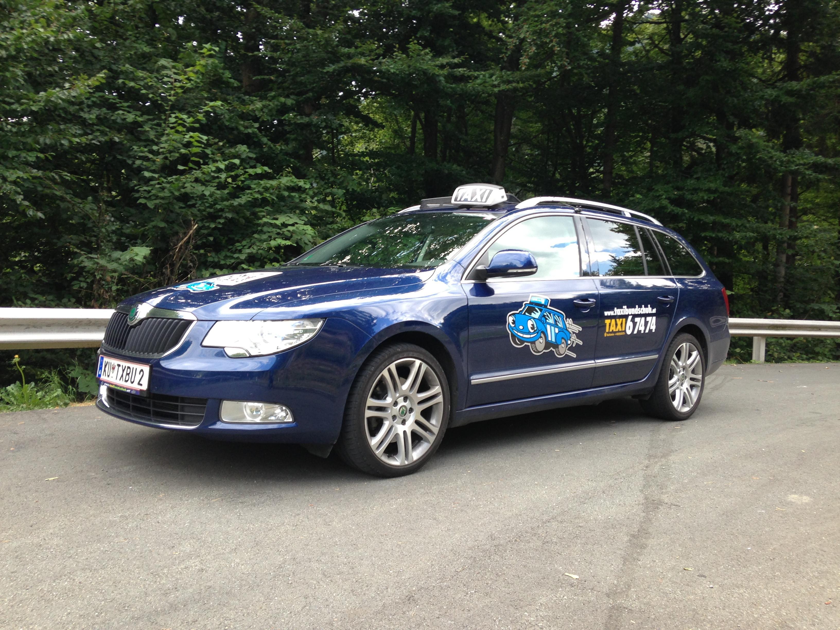 S'Kufstein Taxi 6 74 74 Inh. Harald Bundschuh