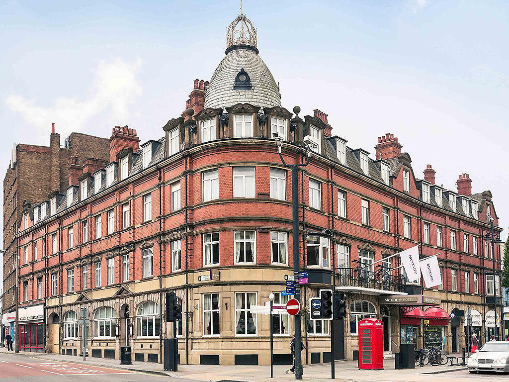 Mercure Doncaster Centre Danum Hotel - Doncaster, South Yorkshire DN1 1DN - 01302 342261 | ShowMeLocal.com