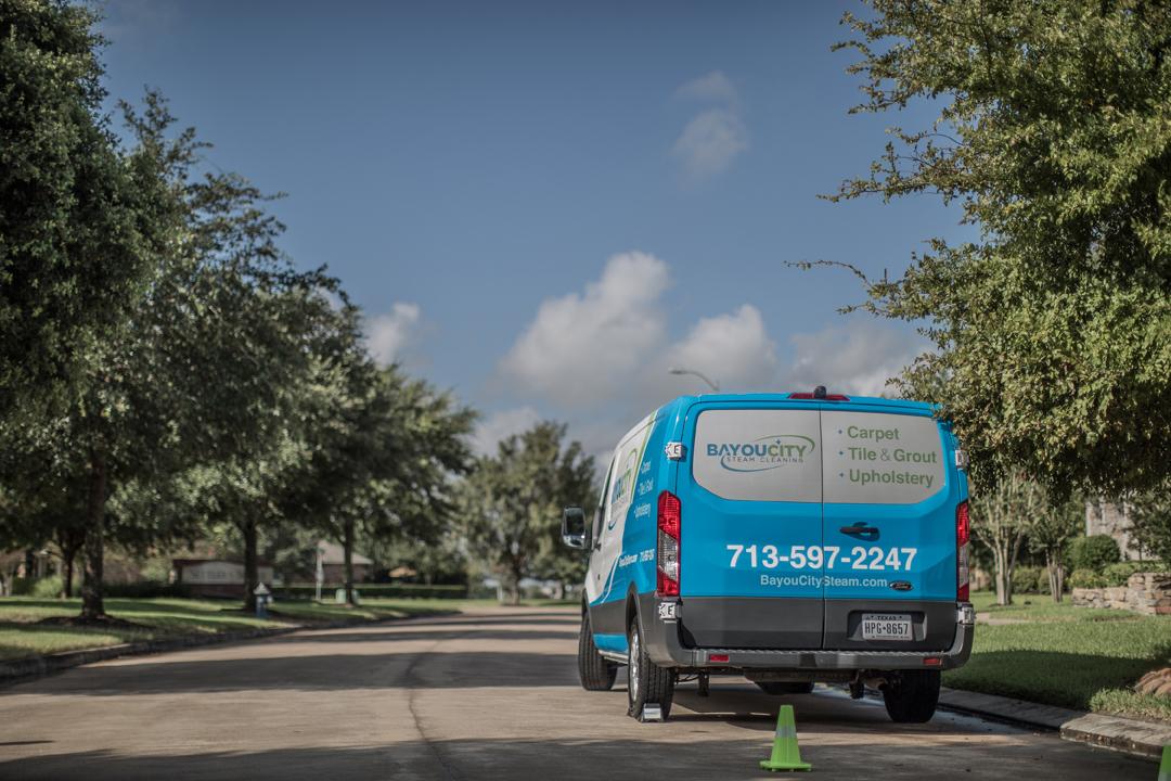 Bayou City Steam Cleaning Houston Texas Tx