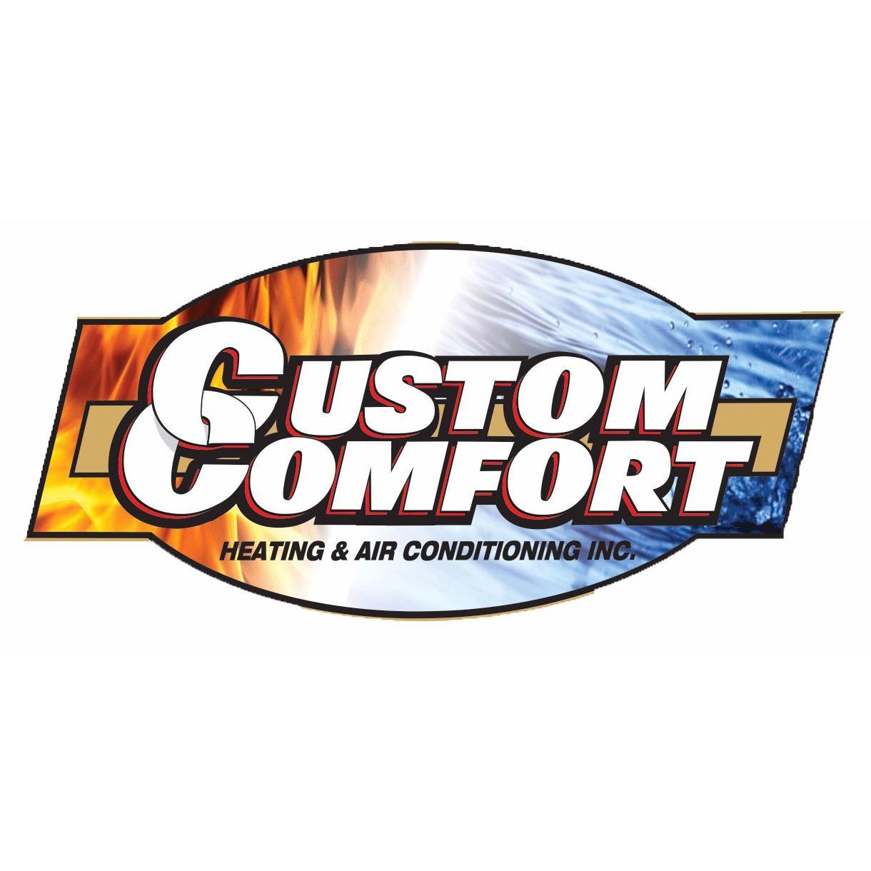 Custom Comfort Heating & A/C Inc - Norton, OH - Heating & Air Conditioning