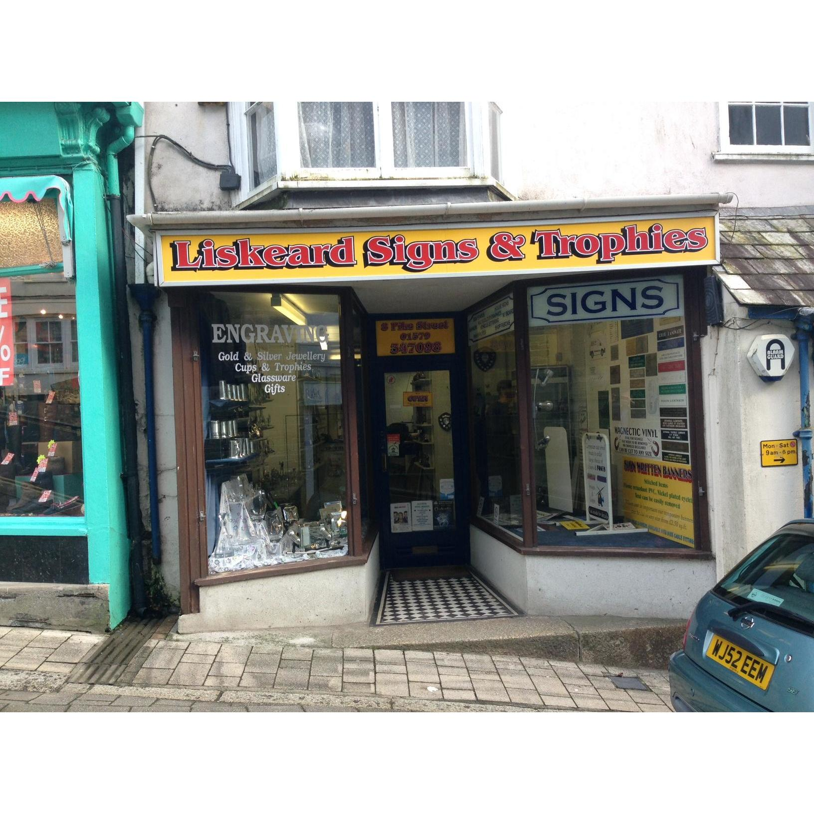 Liskeard Signs & Trophies - Liskeard, Cornwall PL14 3JE - 01579 347098 | ShowMeLocal.com