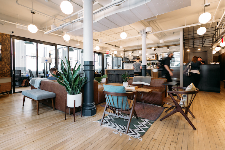 WeWork Beach Centre