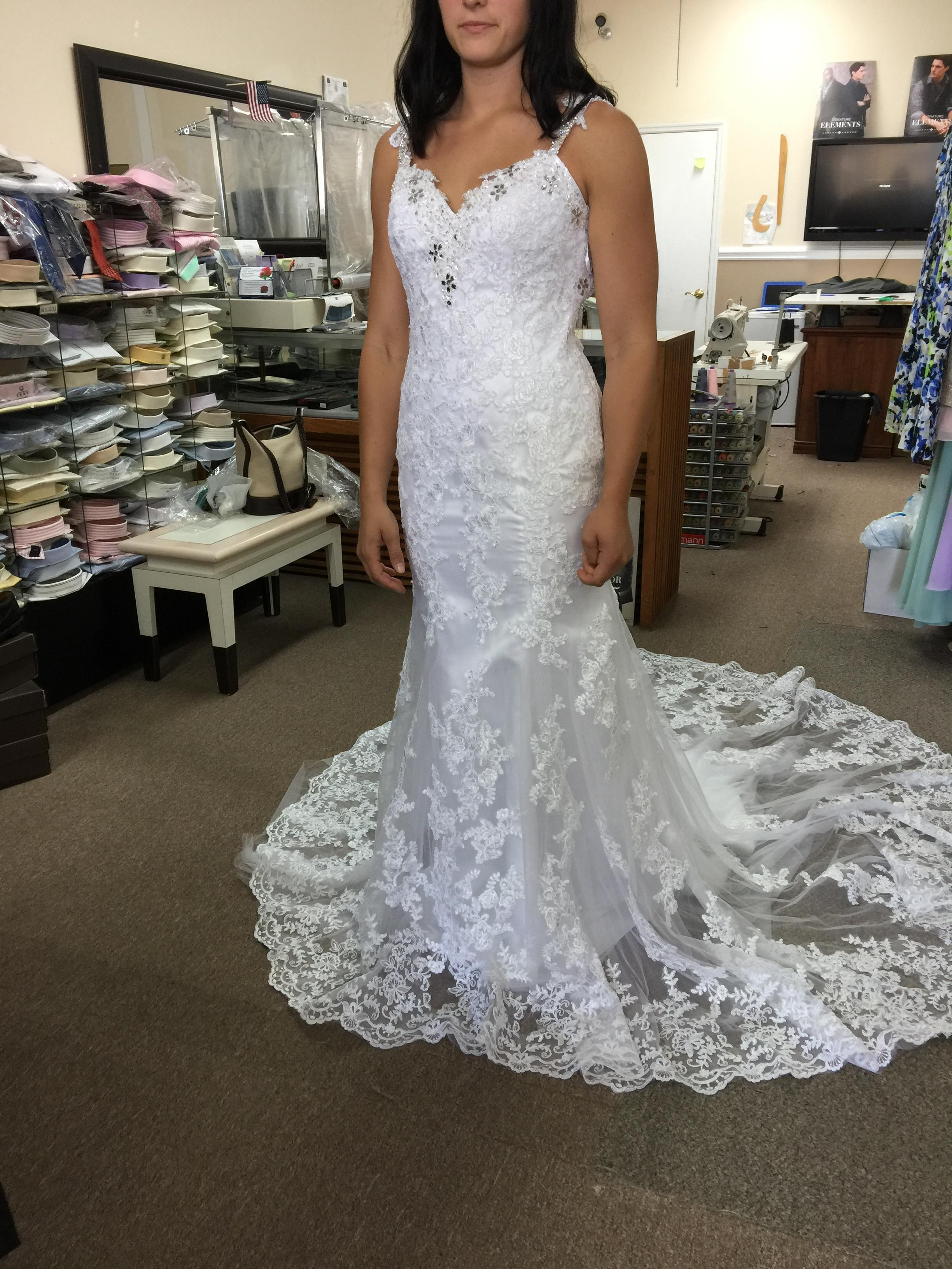 Custom fit alterations coupons near me in knoxville 8coupons for Wedding dress tailor near me