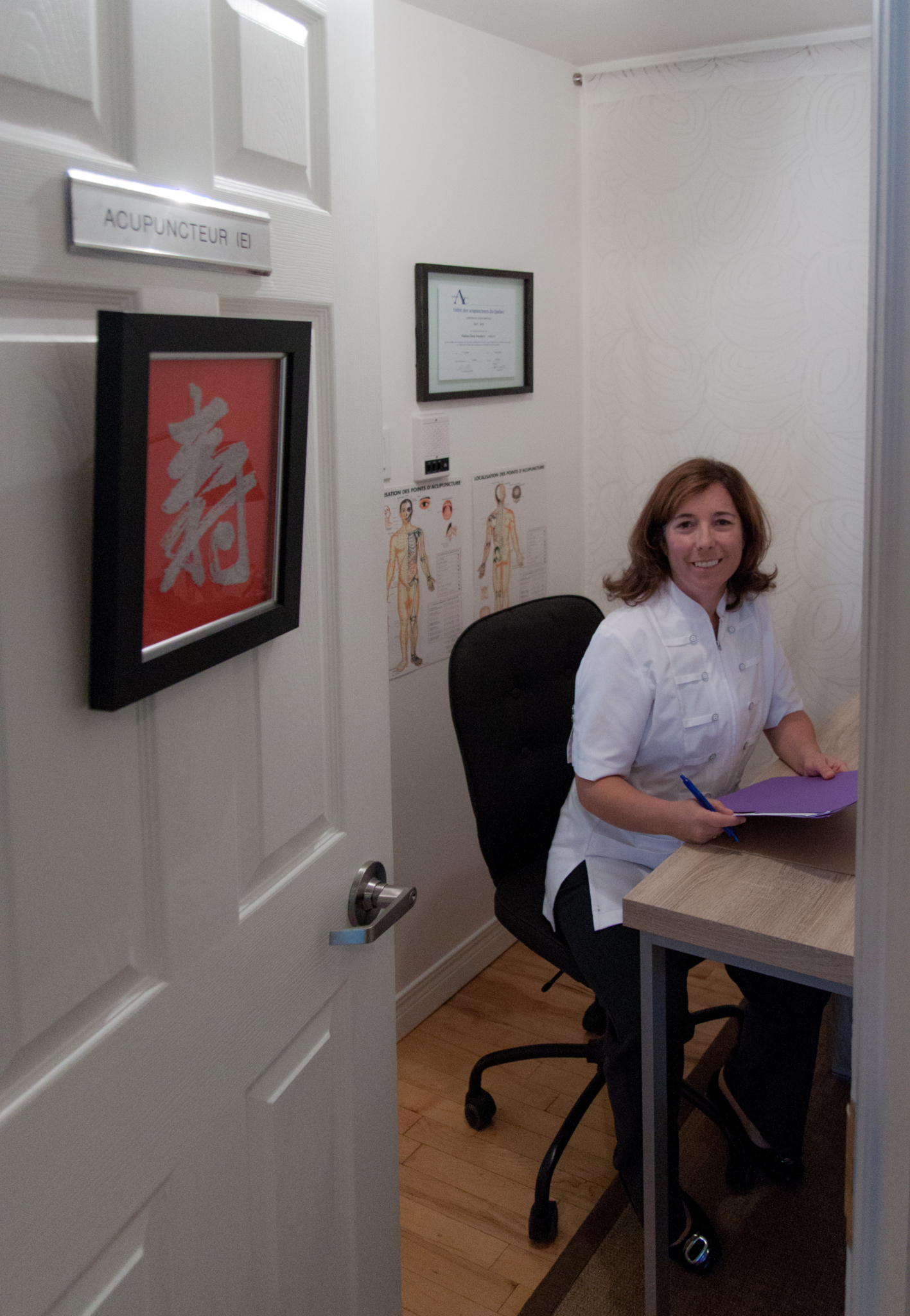 Isabelle Sirois Acupuncteure