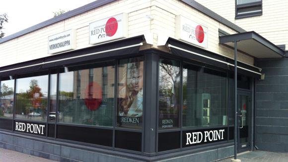 Parturi-Kampaamo Meikkipiste Red Point