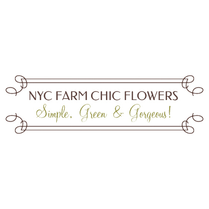 Nyc Farm Chic Flowers