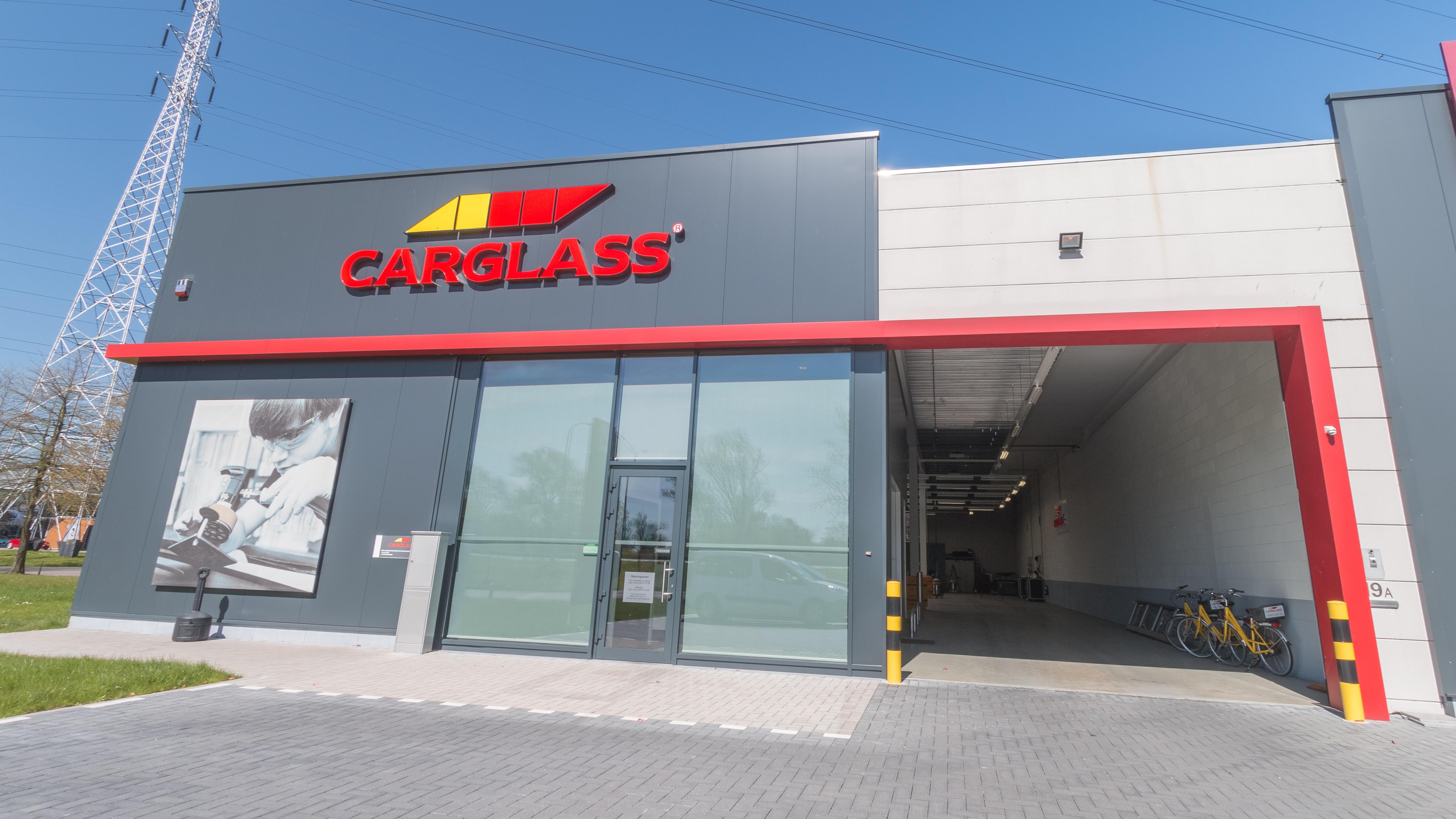 Carglass® Temse: Autoruiten vervangen & herstellen