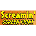 Screamin' Screenprint