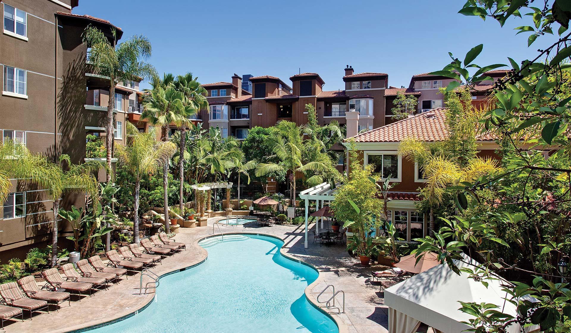 Park La Brea Apartments Los Angeles Ca