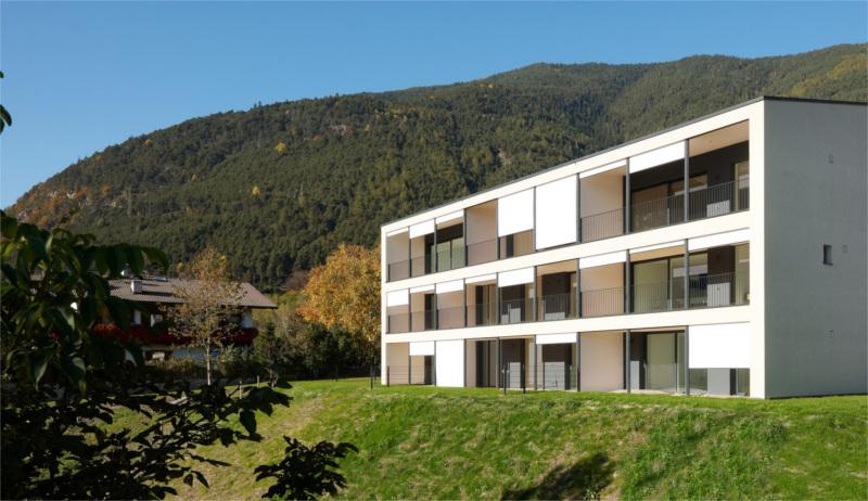 Dejaco partner architetti bressanone italia tel for Progettazione di edifici residenziali