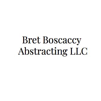 Bret Boscaccy Abstracting LLC