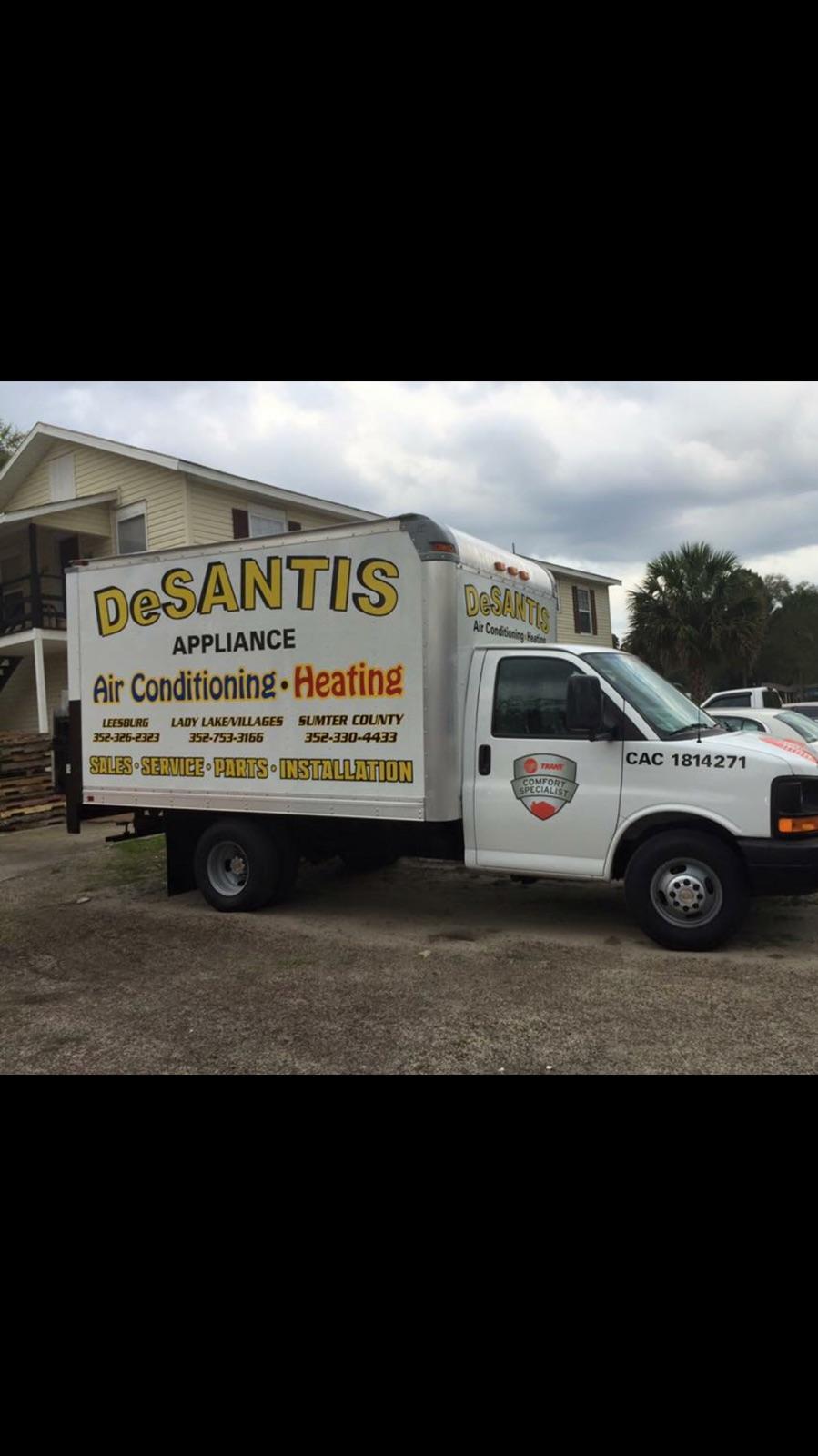 DeSantis Appliance & AC Service Inc