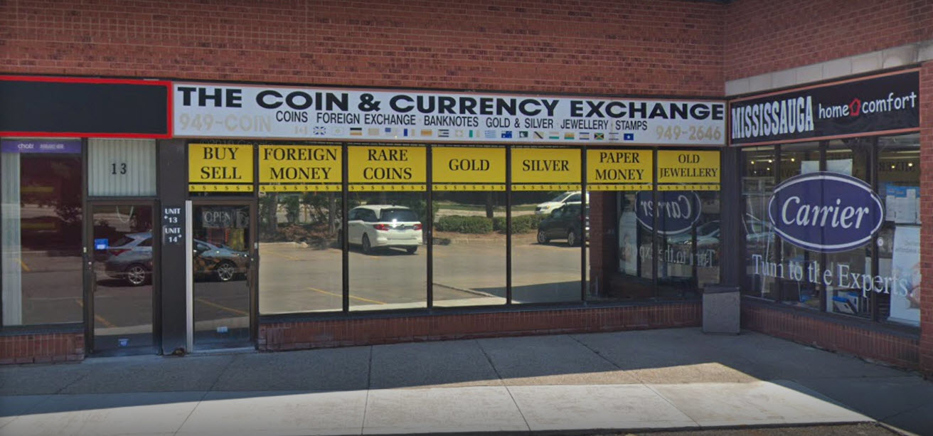 The Currency Exchange Centre