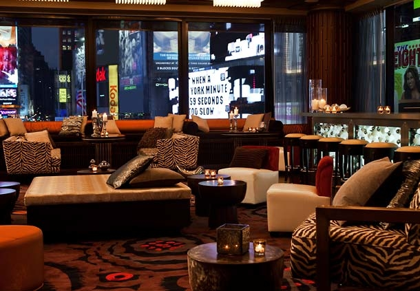 R Lounge at Two Times Square - ad image