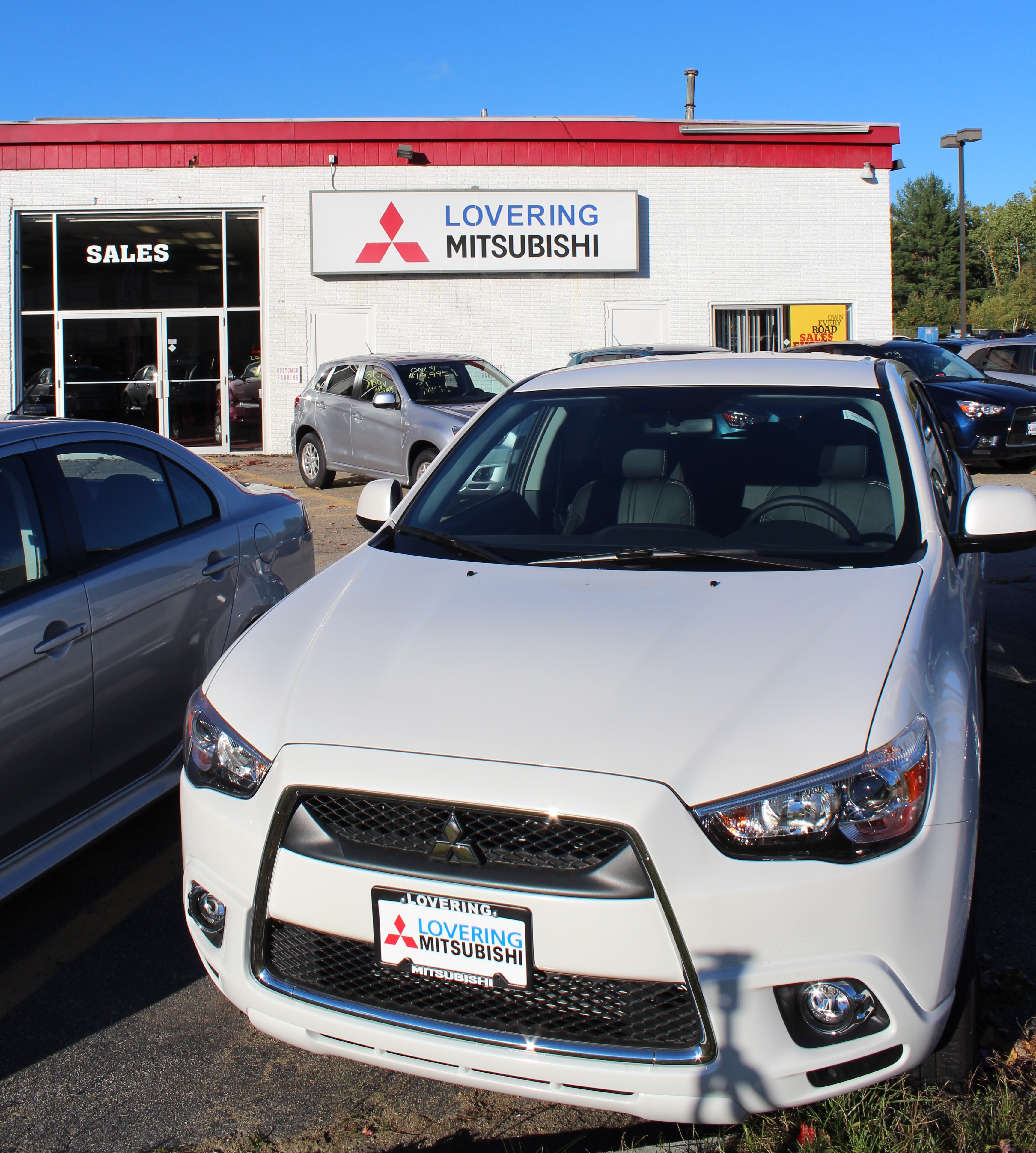Lovering Mitsubishi in Concord, NH 03301