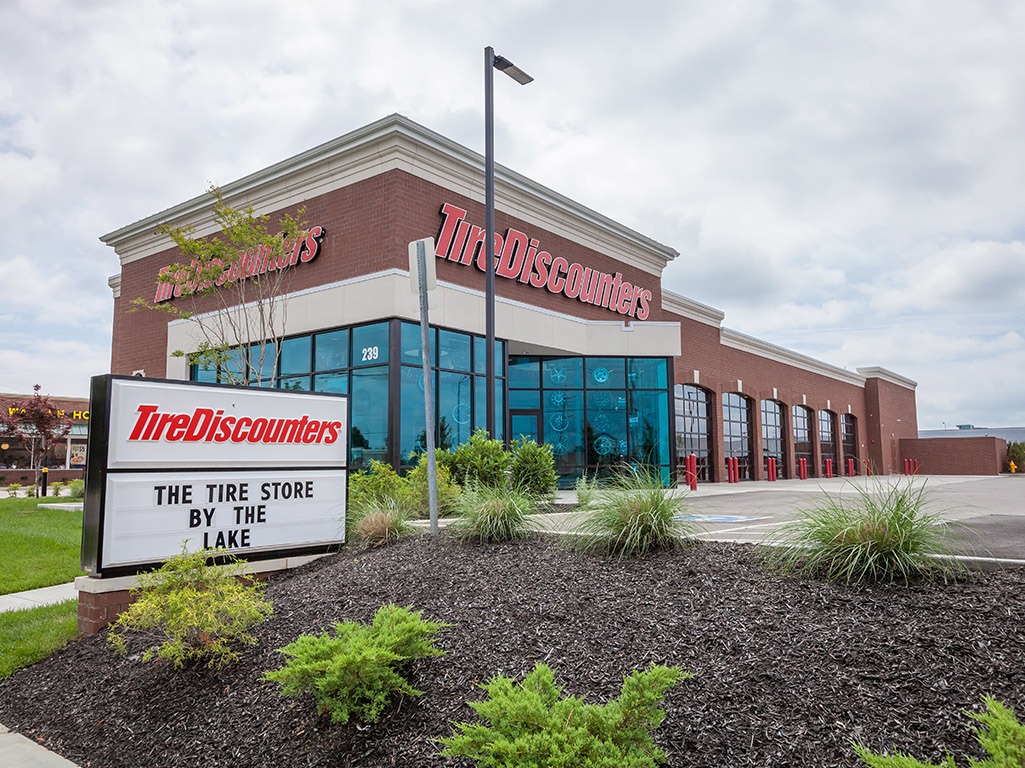 Tire Discounters, Hendersonville Tennessee (TN ...