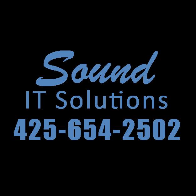 Sound IT Solutions, LLC - Edmonds, WA 98020 - (425)654-2502   ShowMeLocal.com