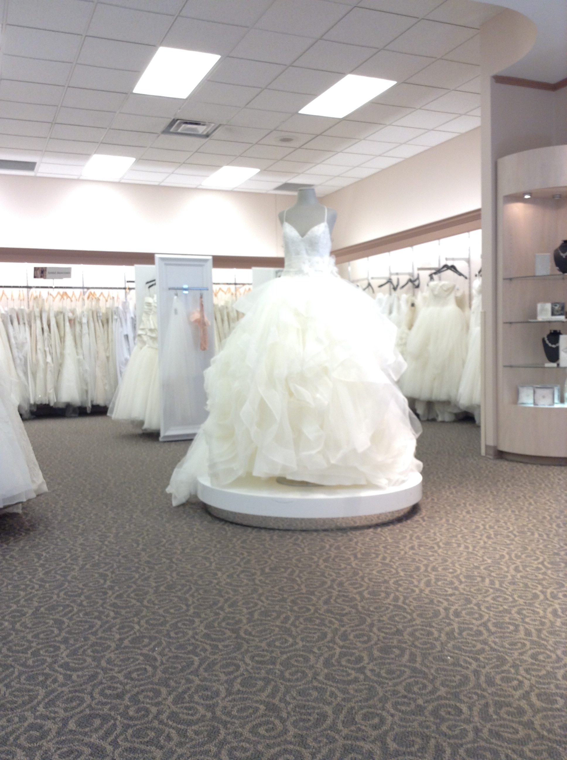 David 39 s bridal toledo ohio oh for Wedding dresses toledo ohio