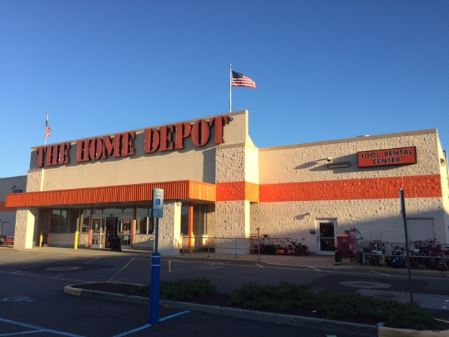 The Home Depot Rd Avenue New York Ny