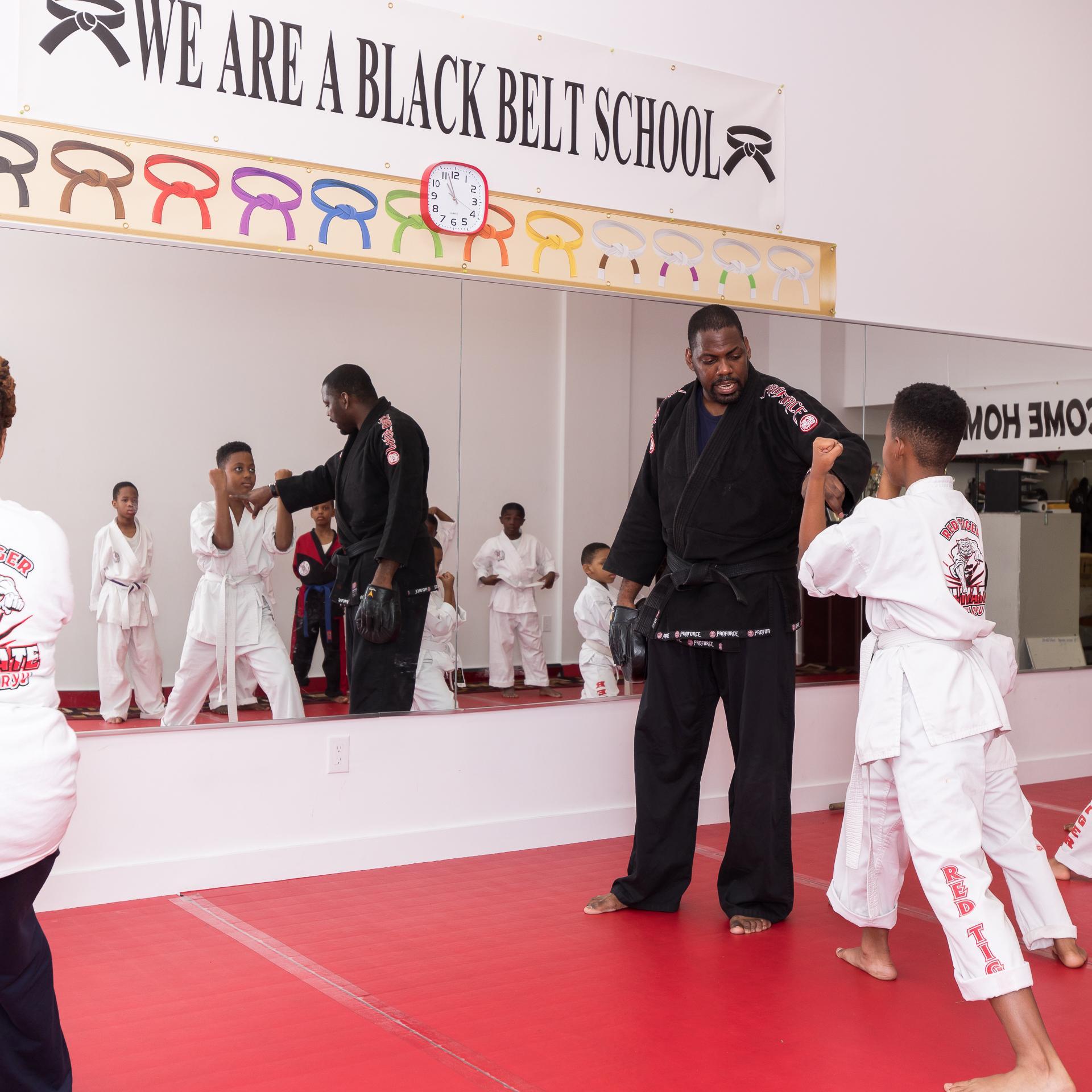 Red Tiger Jiu Jitsu Ryu