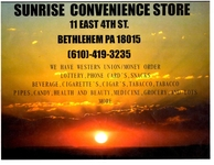 M Y KHAN & FAMILY LLC / SUNRISE CONVENIENCE STORE