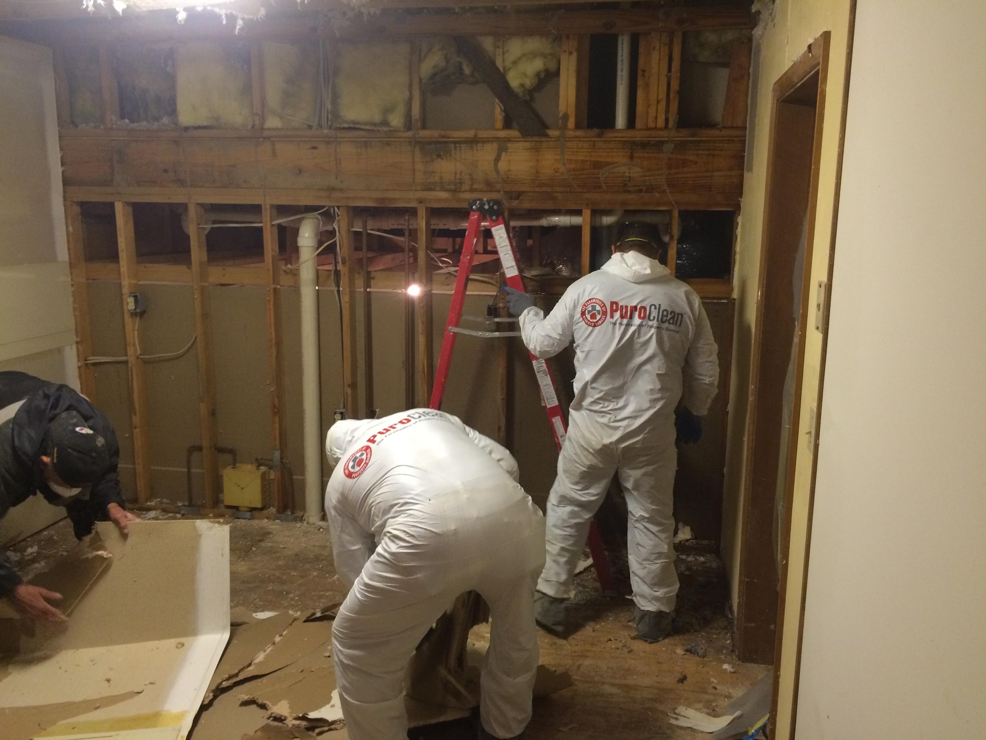 Puroclean Emergency Restoration Specialist Atlanta