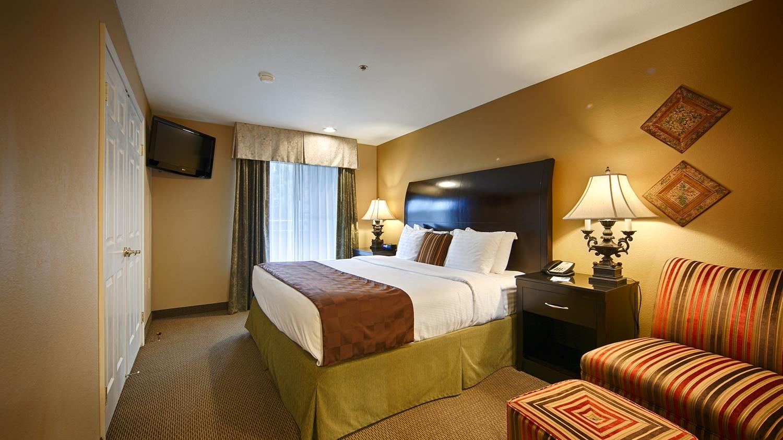 Best western plus meridian inn suites anaheim orange for King s fish house anaheim