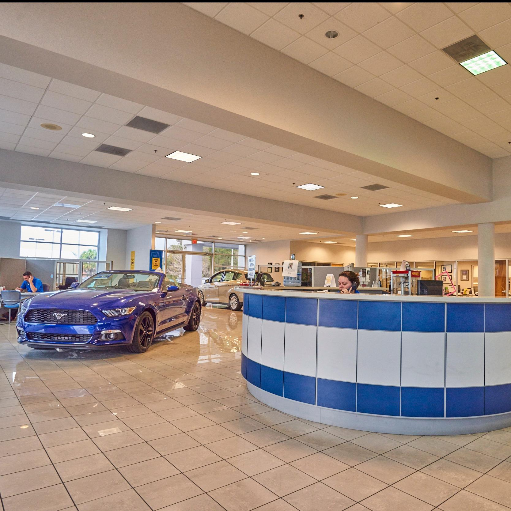 AutoNation Ford Panama City Service Center 730 West 15th Street