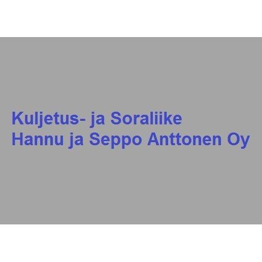 Kuljetus- ja Soraliike Hannu ja Seppo Anttonen Oy