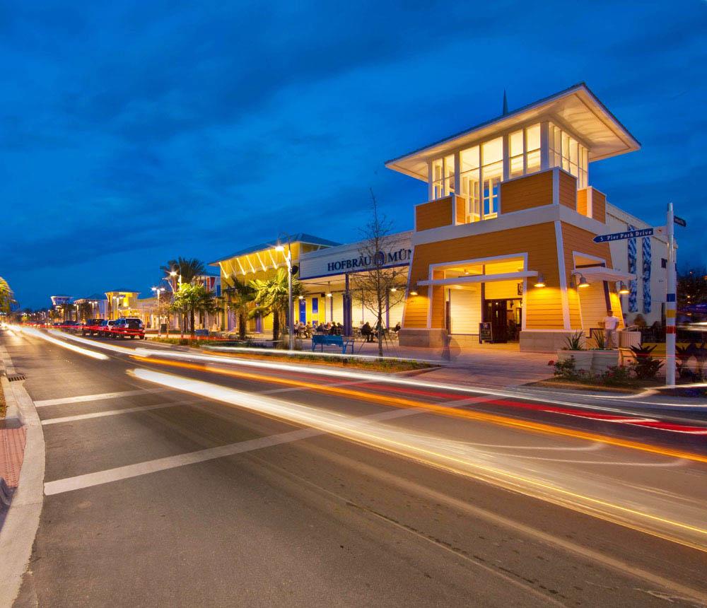 Pier Park Movie Theater Panama City