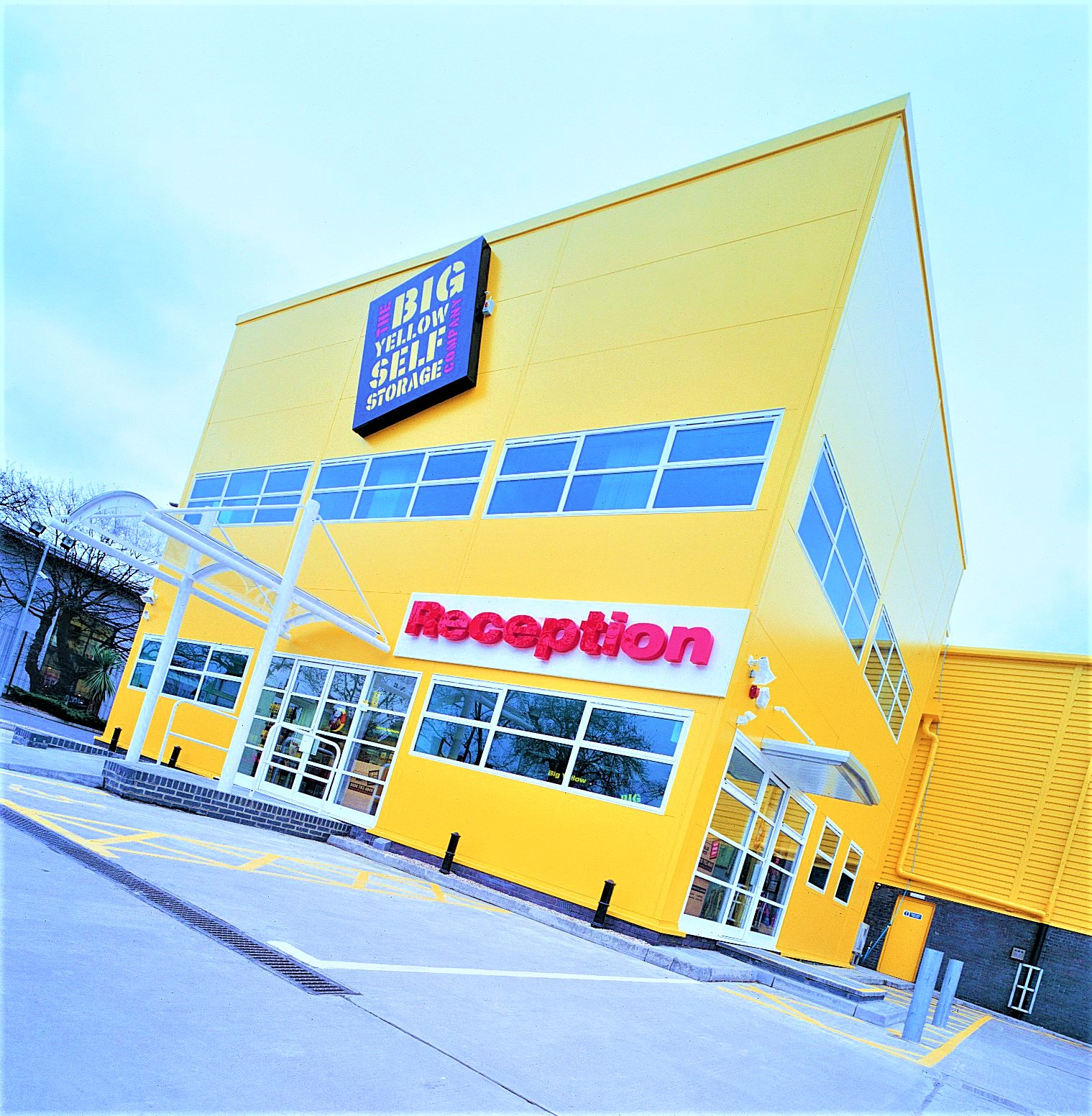 Images Big Yellow Self Storage Byfleet