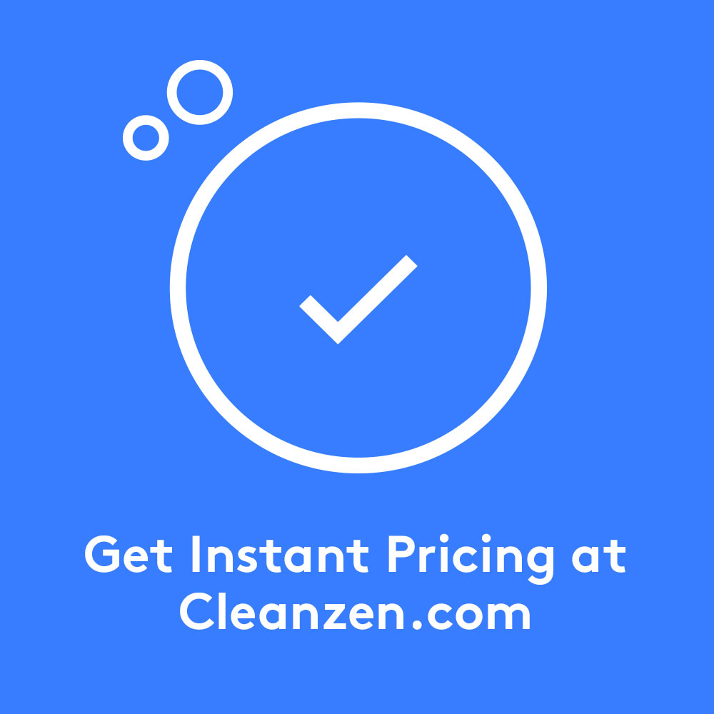 Instant Pricing Cleanzen Cleaning Services