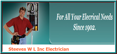 Steeves W L Inc Electrician